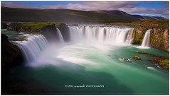 Gods & Shadows (Dylan Toh) Tags: longexposure river photography waterfall iceland godafoss everlook deeicelandreel