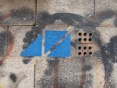 Kaufman - Stencil - Serie Triangulos