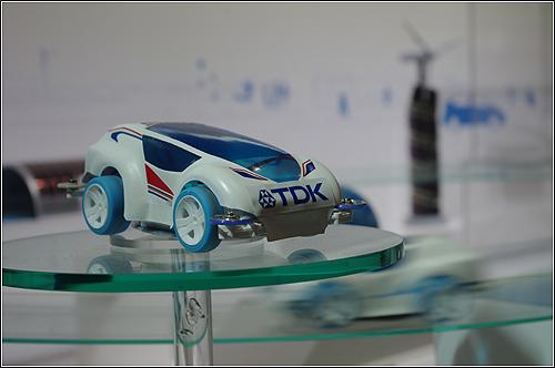 CEATEC JAPAN 2011 開幕!