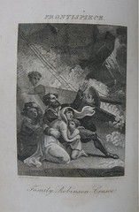 The Family Robinson Crusoe: Frontispiece