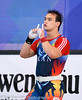 Ilin Ilya KAZ 94kg (Rob Macklem) Tags: world championship 2006 olympic weightlifting kaz ilya ilin iwf 94kg