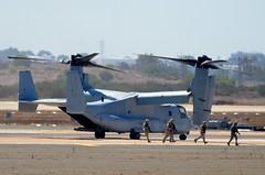 U.S. MARINE CORPS BELL BOEING V-22 OSPREY (Navymailman) Tags: show air miramar mcas 2011 miramarairshow mcasmiramarairshow