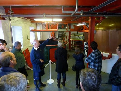 Distillery Tour, Edradour