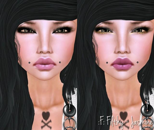 New :F: Filthy JASMINE skin