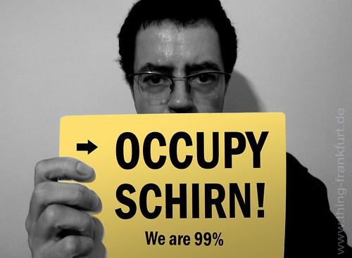 Occupy Schirn Kunsthalle Frankfurt - Besetzt das symbolische Kapital
