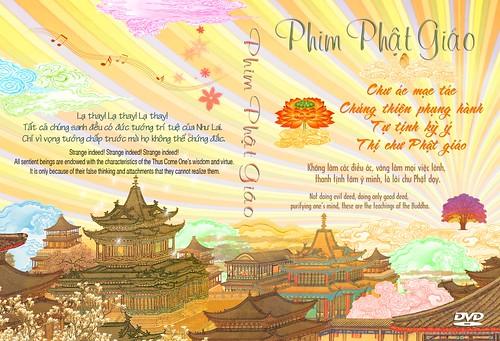 10 DVD Phim Phật Giáo Tiếng Việt