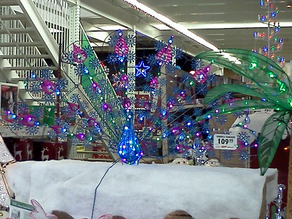 christmas lights menards