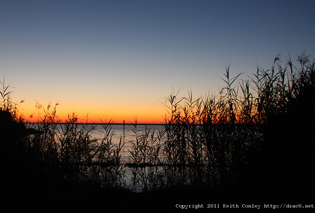 Pensacola Bay Sunrise