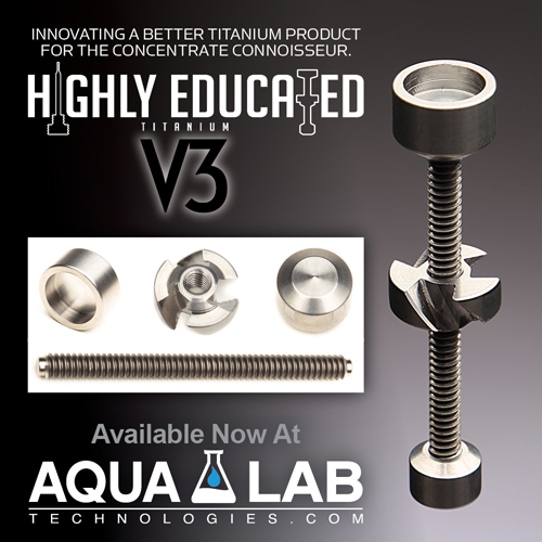 Highly Educated Titanium