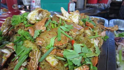 Koh Samui Local Market@Bangrak サムイ島市場