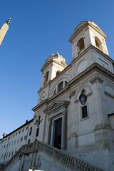 "Trinità dei Monti • <a style=""font-size:0.8em;"" href=""http://www.flickr.com/photos/89679026@N00/6249796234/"" target=""_blank"">View on Flickr</a>"