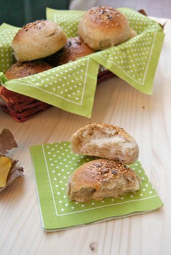 Feta Cheese Bread Rolls