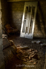 Ruins (Lucas Bravo) Tags: field photography ruins awesome country hdr friendlychallenges