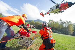 SARCon483 (EthanPDX) Tags: county rescue oregon training coast search mt pacific northwest guard pj astoria hood jayhawk sikorsky clackamas uscg 2011 hh60 welches ccso pnwsar sarcon
