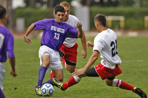 SFSU men's soccer
