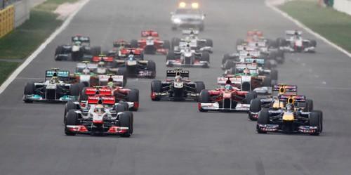 Korea F1 GP 2011