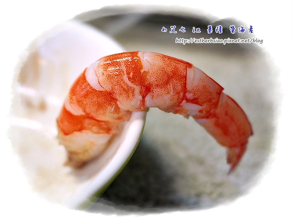 13 活蝦好吃但生魚片老闆真的很........