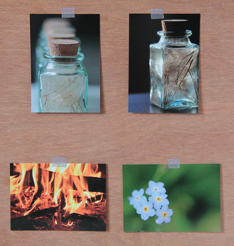 """""""wishes of comfort"""" set of cards"""
