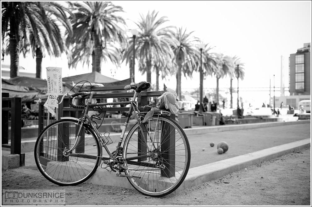 Bike B&W.