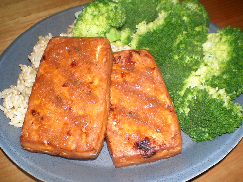 Ginger Lime Tofu