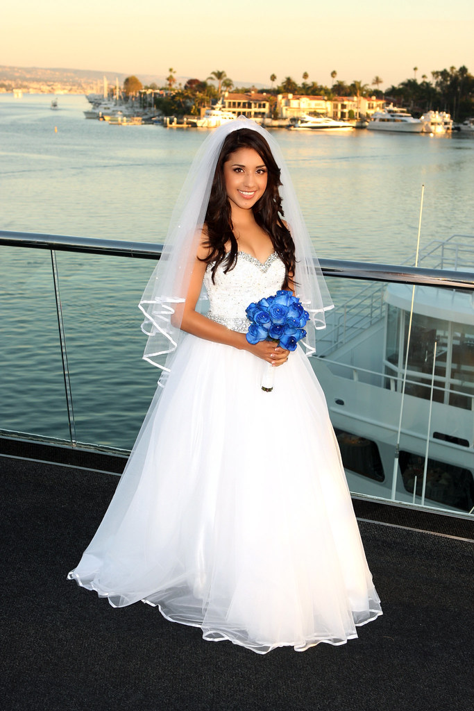 Dulce Candy's Wedding Dress
