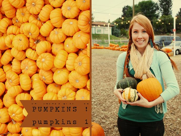 *pumpkins!*