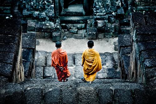 Angkor, Cambodia by Alessandro Vannucci