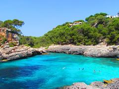 Cala s'Almoina, Mallorca (twiga_swala) Tags: costa island islands coast mediterranean cove insel mallorca isla islas cala majorca baleares illa balearen balearic balears almoina illes crique majorque salmoina
