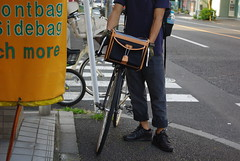 IMGP0308 (guuwatanabe) Tags: handmade roadbike specialized nitto f15 randonneur allez diacompe handlebarbag frontbag