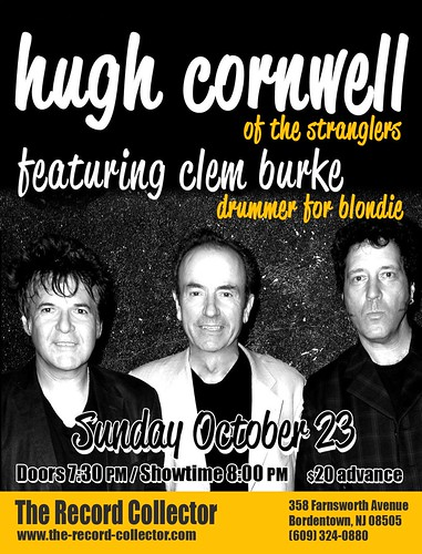 20111023 Hugh Cornwell Bordentown