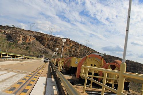 Represa e Hidrelétrica de Furnas