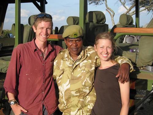 safari guide kenya africa