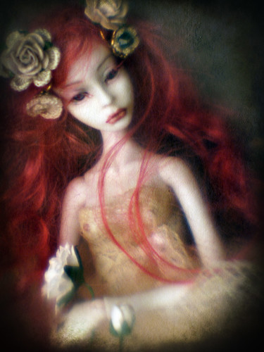 Lightpainted Doll- Tatyana by cureilona of Lightpainted Doll
