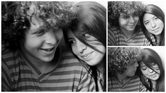 2011-06-11 (airamzr) Tags: love blancoynegro couple pareja amor young bn juventud