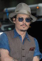 67033981 (ODDtaylor) Tags: ny newyork october unitedstates lateshow johnnydepp davidletterman 2011