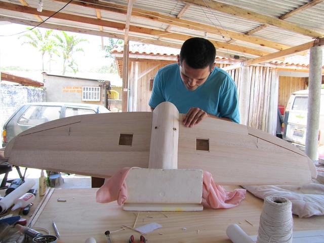 Montagem gratificante P-47 Thunderbolt Do Kit ao AR - Página 2 6287067329_f5bee2dbce_z