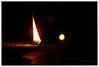 The Choice To Make! (Kalyan Manda) Tags: light india night canon hope glare colours message good indian sharp choice diwali spark mythology blessed illuminate obscure deepavali diya introspection enlighten introspect viewonblack 1000d panoramafotográfico unseenindia