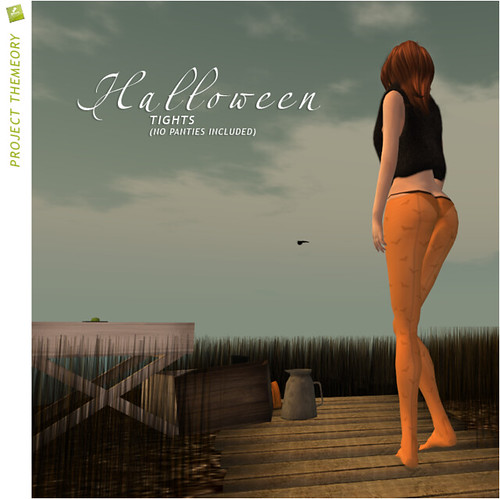 BOUNCE HALLOWEEN Tights Bats - Project Themeory