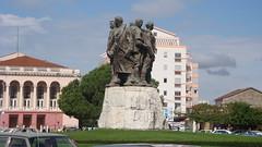 Square of Shkodër , Albania (Alexanyan) Tags: city monument square europe balkans albanian albania balkan albanien albanie shkodra shqipëria shkodër албанија αλβανία ալբանիա