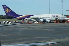 Thai (Ken-Zan) Tags: thai jumbo b747 arlanda arn kenzan kartpostal ljunghav