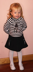 Striped Girl