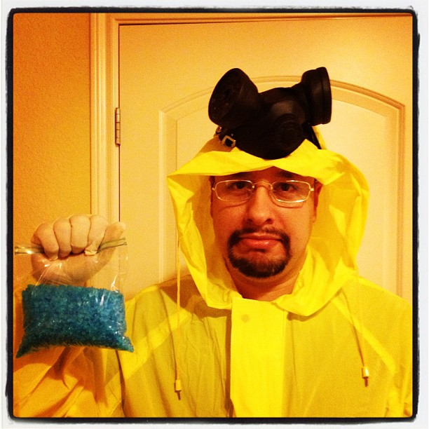 Halloween costume #breakingbad
