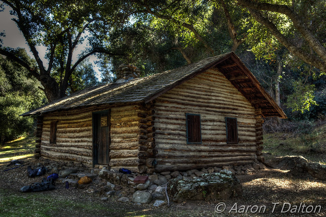 Dabney Cabin by HDR