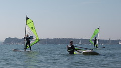 Beginners Windsurfing Lessons - October 2016