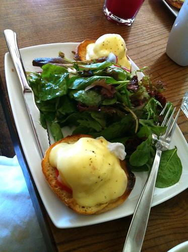 eggs benny Marben