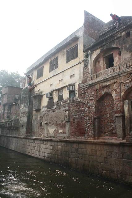 City Monument – Baoli, Nizamuddin Basti