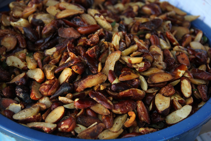 Deep Fried Jackfruit Seeds - Sri Lanka