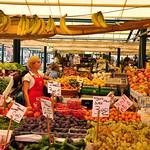 Venice : Rialto market - 2/2