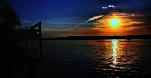 Blazing Morning Sun by Darryl W. Moran Photography