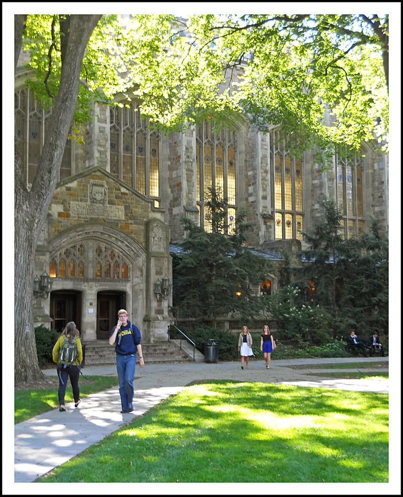 Cook Law Quadrangle - University of Michigan